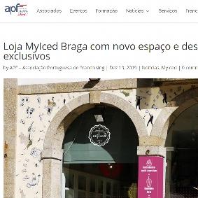 Associação Portuguesa de Franchising|Loja MyIced Braga com novo espaço e descontos exclusivos
