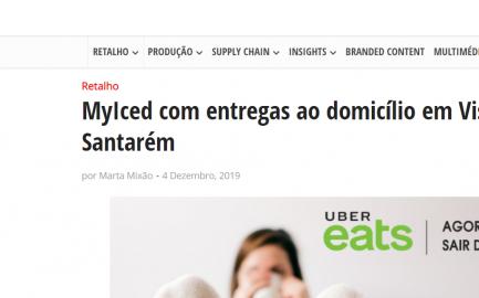 Distribuição Hoje|MyIced com entregas ao domicílio em Viseu, Leiria e Santarém