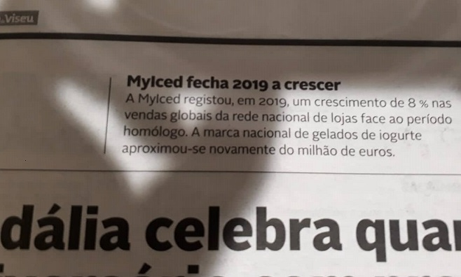 Diário de Viseu|Myiced fecha 2019 a crescer