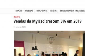 Distribuição Hoje|Vendas da MyIced crescem 8% em 2019