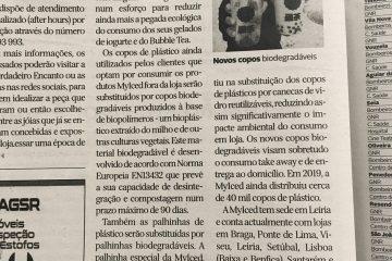 Diário de Viseu - Myiced tem embalagens biodegradáveis