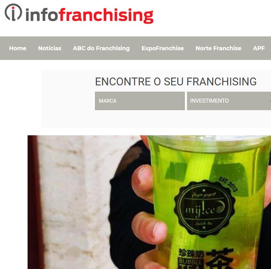 InfoFranchising - MyIced lança embalagens biodegradáveis