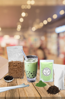 Shop Myiced - Home Kit bubble tea portugal Matcha (a)