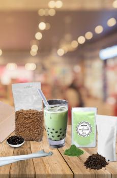 Shop Myiced - Home Kit bubble tea portugal Matcha (a)