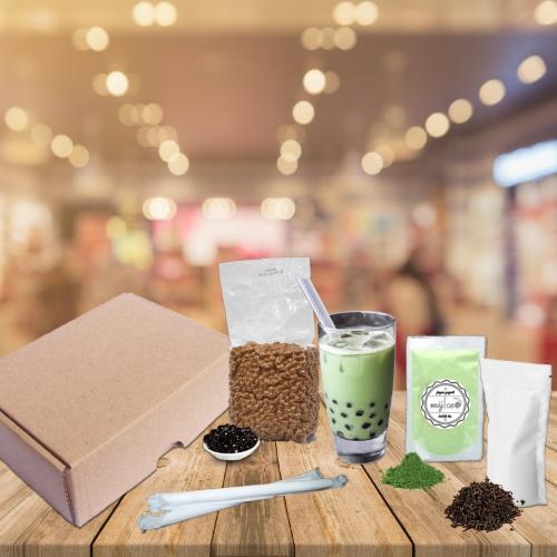 Shop Myiced - Home Kit bubble tea portugal Matcha (d)