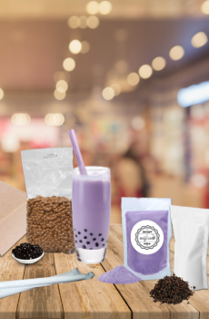 Shop Myiced - Home Kit bubble tea portugal Taro (a)