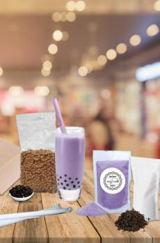 Shop Myiced - Home Kit bubble tea portugal Taro (a)