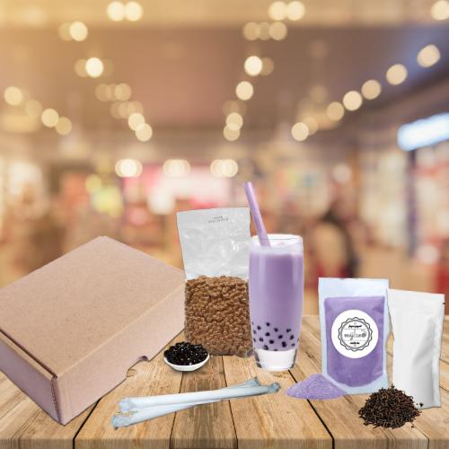 Shop Myiced - Home Kit bubble tea portugal Taro (d)