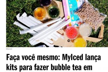 Time Out - Faça você mesmo, MyIced lança kits para fazer bubble tea em casa