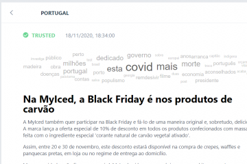 The World News - Na MyIced, a Black Friday é nos produtos de carvão
