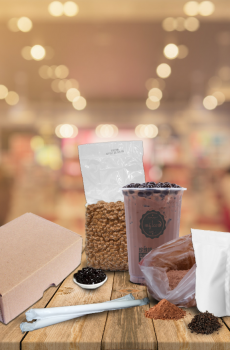Shop Myiced - Home Kit bubble tea portugal chocolate (a)