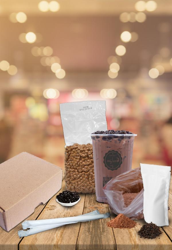 Shop Myiced - Home Kit bubble tea portugal chocolate (a)