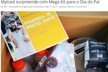 Associação Portuguesa de Franchising - MyIced surpreende com Mega Kit