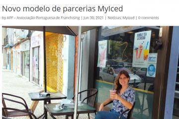 Associação Portuguesa de Franchising - Novo modelo de parcerias MyIced